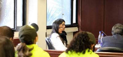 Hoy realizan audiencia contra implicadas en asesinato de joven