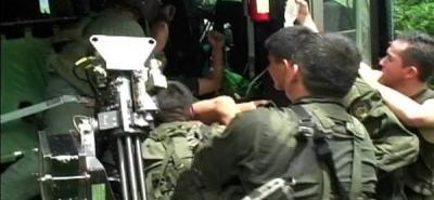 Un policía muerto y seis heridos en nuevo ataque de las Farc en Caquetá