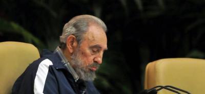 Fidel Castro trata de genocida a la OTAN y la responsabiliza asesinato Gadafi
