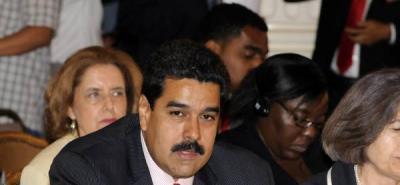 Canciller venezolano llega hoy a Colombia