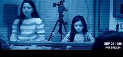 """""""Actividad Paranormal 3""""  bate récord tras su estreno en taquilla"""