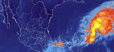 """La tormenta tropical """"Rina"""" que afecta a Honduras puede fortalecerse"""