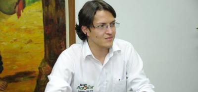"""Iván Aguilar dice: """"Sí hay con quien para trabajar en la Asamblea"""""""