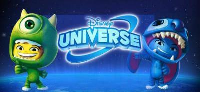 """""""Disney Universe"""" reúne a los iconos de la animación para juntar a la familia"""