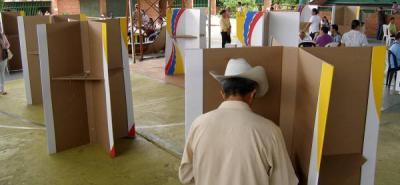 'Uriel' estará en todos los puestos de votación