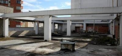 Abandono de predio municipal afecta estructura de Acrópolis