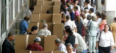 Bucaramanga volvió a votar por el liberalismo
