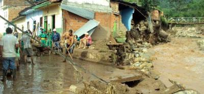Temen por nueva tragedia invernal en San Vicente