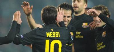 """""""Estoy feliz por marcar tres goles en 'Champions' y quedarme el balón"""""""