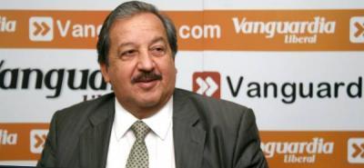 Héctor Moreno Galvis, alcalde designado