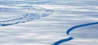 Una grieta en la Antártida podría formar un iceberg del tamaño de Nueva York