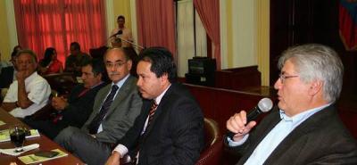 Gobernadores harán empalme para impulsar proyectos