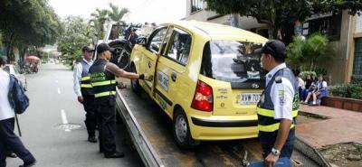 Cuatro heridos en accidentes de tránsito en Bucaramanga