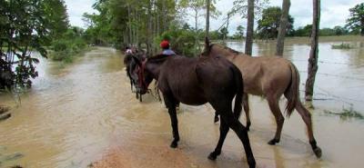 Sabana de Torres no está lista para nueva temporada de lluvias