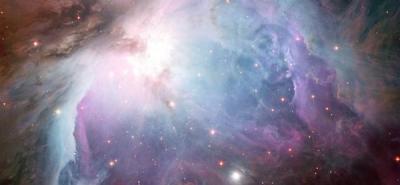"""Captan la imagen de una nebulosa en la que """"nacen"""" cientos de estrellas."""