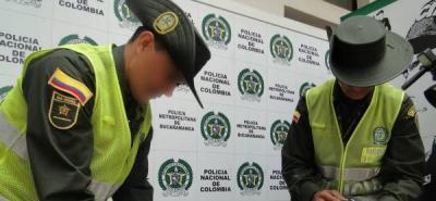 Doce personas fueron capturadas en Bucaramanga y su área metropolitana