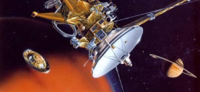 La sonda Cassini documenta desarrollo de tormenta gigante en Saturno