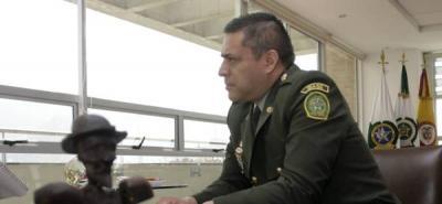 Nombrado nuevo comandande de la Policía Regional
