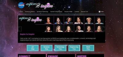Nasa crea nueva web para animar a las mujeres a estudiar ramas de la ciencia