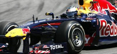 Vettel el mejor en la tercera sesión libre en Sao Paulo y Alonso quinto