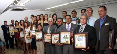 Ya viene la ceremonia del Deportista del Año 2011