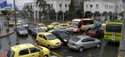 Quince puntos semaforizados de Bucaramanga están fuera de servicio
