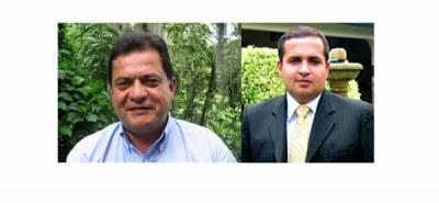 CNE confirma entrega de credenciales de diputados Henry Hernández y Camilo Arenas