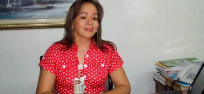 Salió del gabinete la secretaria de hacienda de Bucaramanga, Lucy Guerrero
