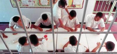 Concejo condicionó entrega de lote para el centro de menores