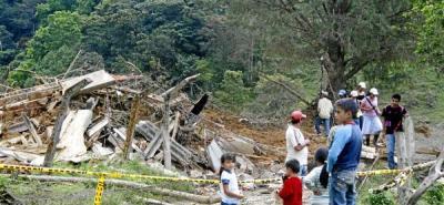 Falleció una de las víctimas del derrumbe en Tona