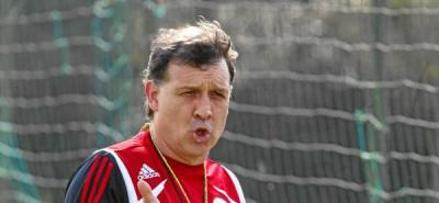 El 'Tata' Martino es señalado como un posible DT de la seleccion Colombia.