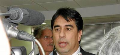 Procuraduría habría confirmado suspensión de Jorge A. Navas