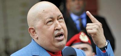 Chávez amenazó con meter presos a José O. Gaviria y Alfredo Rangel