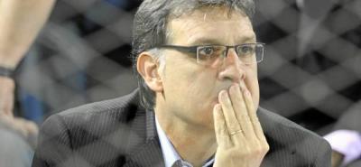 El 'Tata' no dirigiría la selección Colombia