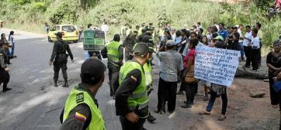 Suspensión de la Flota Cáchira generó protesta