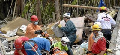 Ascienden a 18 los muertos por explosión en Dosquebradas