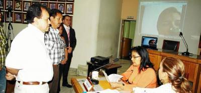Posesión de dos concejales se efectuó de forma virtual