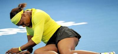 Serena Williams asegura sentirse mejor