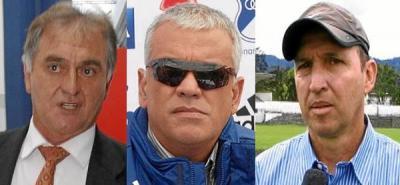 Técnicos colombianos en desacuerdoi con la llegada de Pekerman
