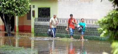 Habitantes del barrio Coviba que recibieron el dinero deben irse
