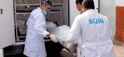 Un hombre de 25 años fue asesinado en Floridablanca