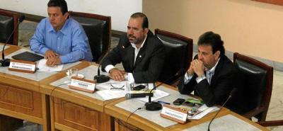 Concejo le dio facultades para contratar a Lucho Bohórquez