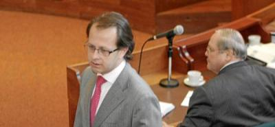 Aplazada audiencia preparatoria contra Andrés Felipe Arias