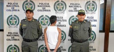 Capturado alias 'Pepas' solicitado por homicidio agravado