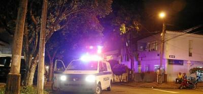 Pánico tras intento de atraco en Bucaramanga