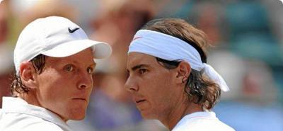 Nadal vs Berdych y Federer vs Del Potro en los cuartos del Abierto de Australia