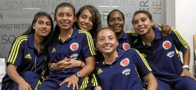 Colombia venció 2-0 a Ecuador en el Suramericano Femenino Sub 20