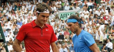 Tras celebrar su partido número mil, Federer se enfrentará contra Rafael Nadal