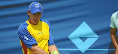 Alejandro González sigue firme en el Seguros Bolívar Open de Tenis
