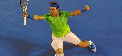 Rafael Nadal espera a Djokovic o a Murray para la final del abierto de Australia.